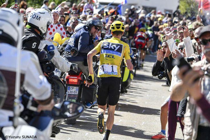 今年のツール・ド・フランスは様子が少しおかしい。見たこともない、聞いたこともない珍事が相次いでいます。7月8日に行われた第7ステージ…