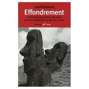 jared diamond Effondrement