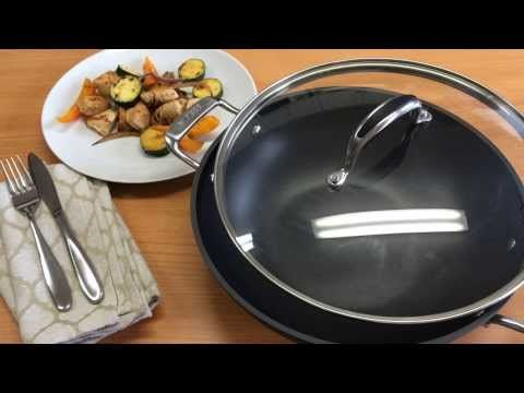 Our Wok is an incredibly versatile piece of cookware that you will use every night of the week. Watch this video to learn and see why!