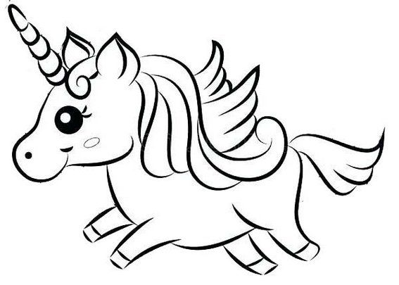 Best Baby Unicorn Coloring Page For Kids Unicorn Coloring Pages Coloring Pages Baby Unicorn
