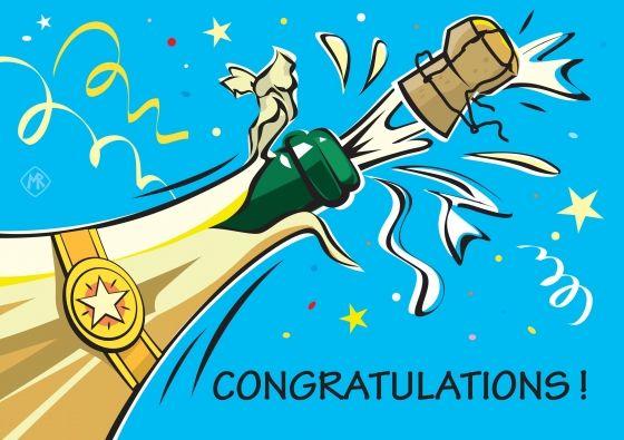 congratulations - Google-søgning