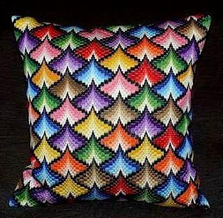 Tina's handicraft : embroidery