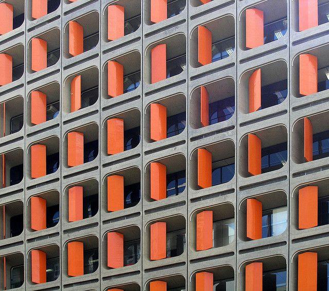 .: Quilts Patterns, Architects, Edifício Morro, Morro Vermelho, Red Half-Nig, Filgueira Lima, Photo, Architecture Exterior, João Filgueira