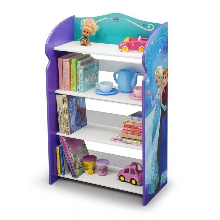 Muebles estantería Frozen de madera. FL86892FZ, IndalChess.com Tienda de juguetes online y juegos de jardin
