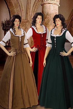 156Hey, I found this really awesome Etsy listing at https://www.etsy.com/listing/180965018/medieval-costume-gown-country-natural