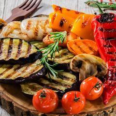 Nicht jedes Gemüse eignet sich zum Grillen. So werden dich gegrillte Rüben oder diverse Kohl-Arten