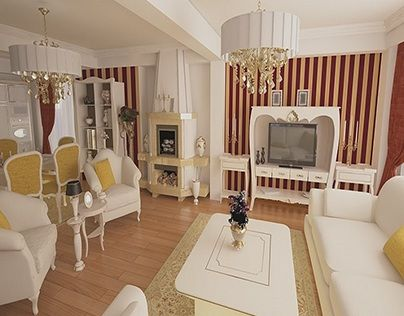 """Check out new work on my @Behance portfolio: """"Servicii design interior - Amenajare casa stil clasic"""" http://be.net/gallery/53150027/Servicii-design-interior-Amenajare-casa-stil-clasic"""