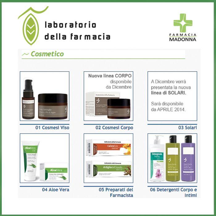 Scopri la nuova linea di cosmetici del Laboratorio della Farmacia! Visita il nostro catalogo online all'indirizzo http://ldf.farmaciasalvagnin.it/catalogo/Cosmetico/c/386.html  #farmaciaallamadonna #farmacia #mestre #laboratorio #fitoterapia #cosmesi #prodotti #salute #bellezza #benessere