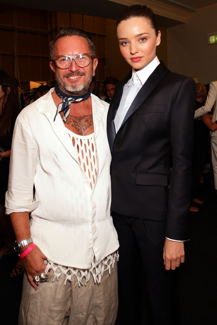Backstage at the Autumn Winter 2012 Fashion Launch