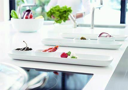 #ASA Cucina wit servies