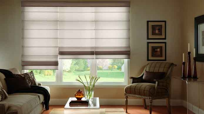 Get  15%* off on #RomanBlinds, they  perfect for brightening up your home this easter call us now.