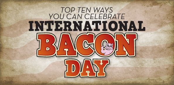national bacon day 2013 | Boozy Bacony Milkshakes