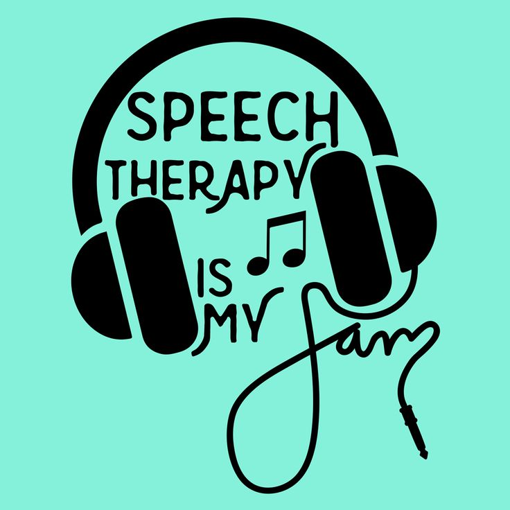 Speech therapy is my jam! Is it yours?