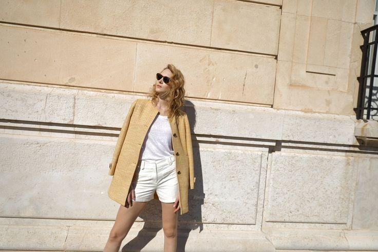 Le manteau d'été lumineux VASCO !