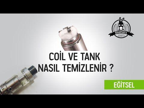 Elektronik Sigara Coili ve Tankı Nasıl Temizlenir?