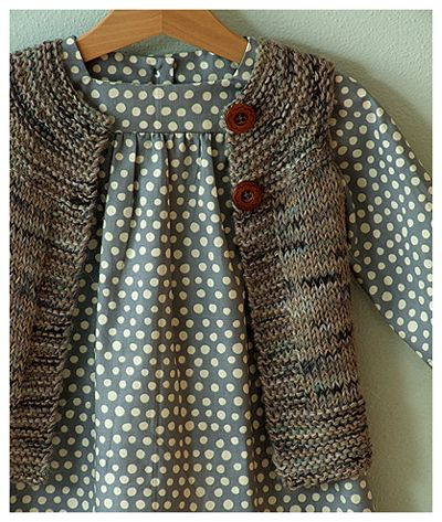 1000+ images about Girls knitted sweater on Pinterest Vest pattern, Knit ve...