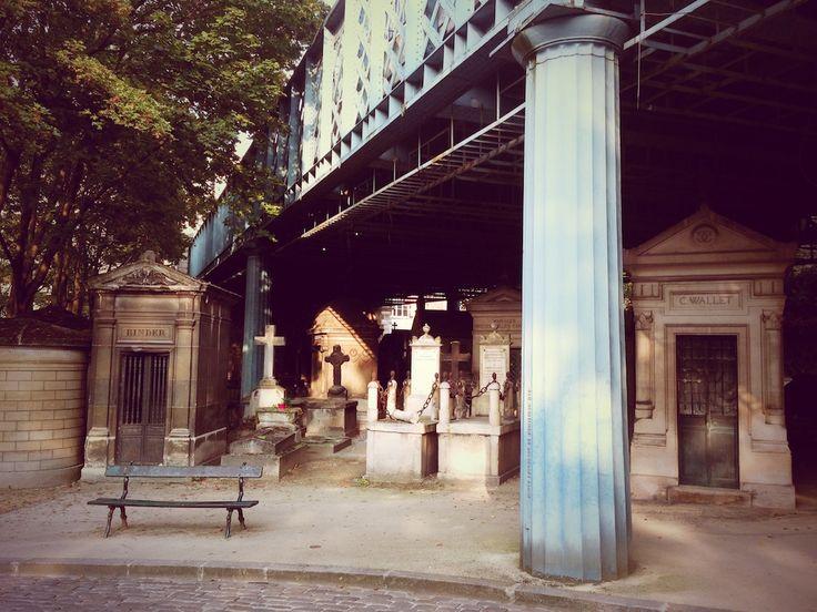 Buried under a Bridge in Paris: The Misfit Mausoleums of Montmartre