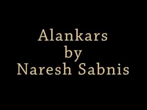 Basic Alankars I - Hindustani Classical Music Lessons For Beginners