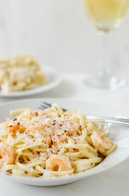 Shrimp Scampi | cooking ala mel by cookingalamel, via Flickr