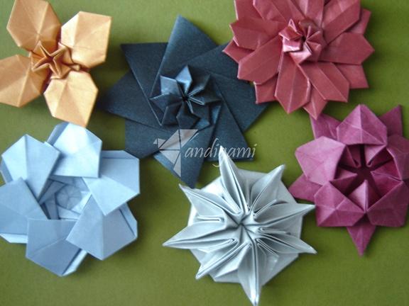 Flores Planas De Tomoko Fuse