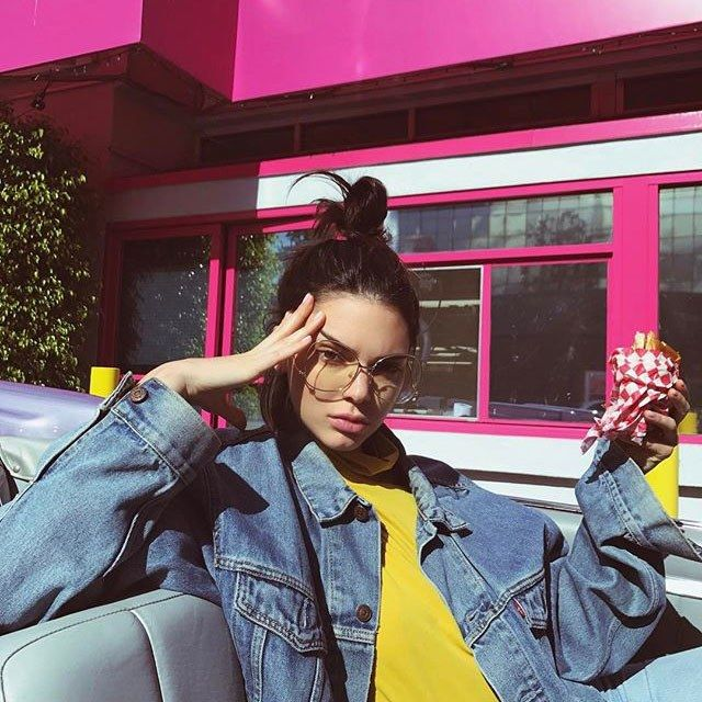 The 10 Best Beauty Instagrams of the Week: Kendall Jenner, Ciara, and More