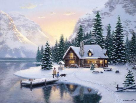 Winter Vacation (130 pieces)