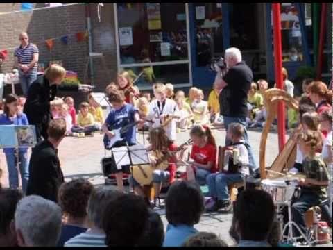 Muziekfeest Regenboogschool deel 2