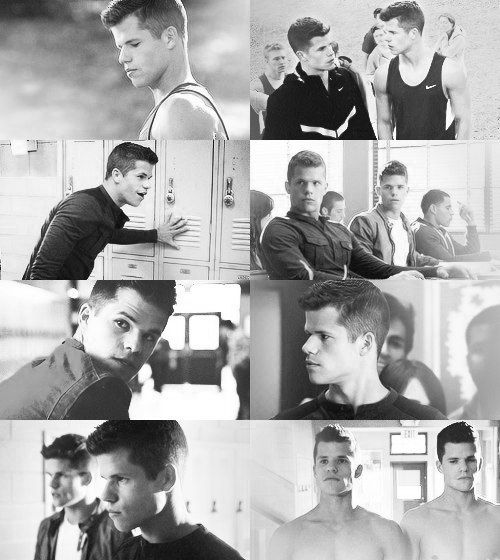Teen Wolf, the twins, Ethan and Aiden #alpha
