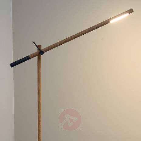 Svingbare LED-stålampe Woodstock-6055045-22