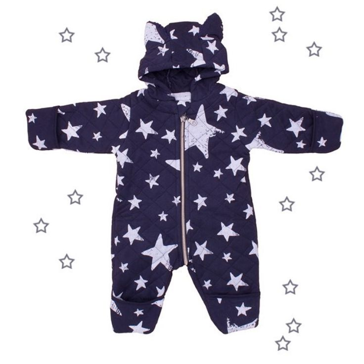 Gorgeous baby winter fashion! Organic and quilted, perfect for those cooler months!