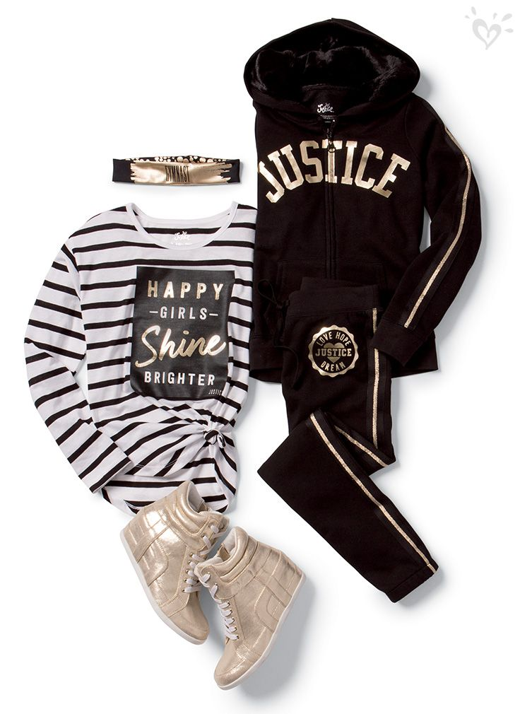 25+ Best Ideas About Justice Clothing On Pinterest