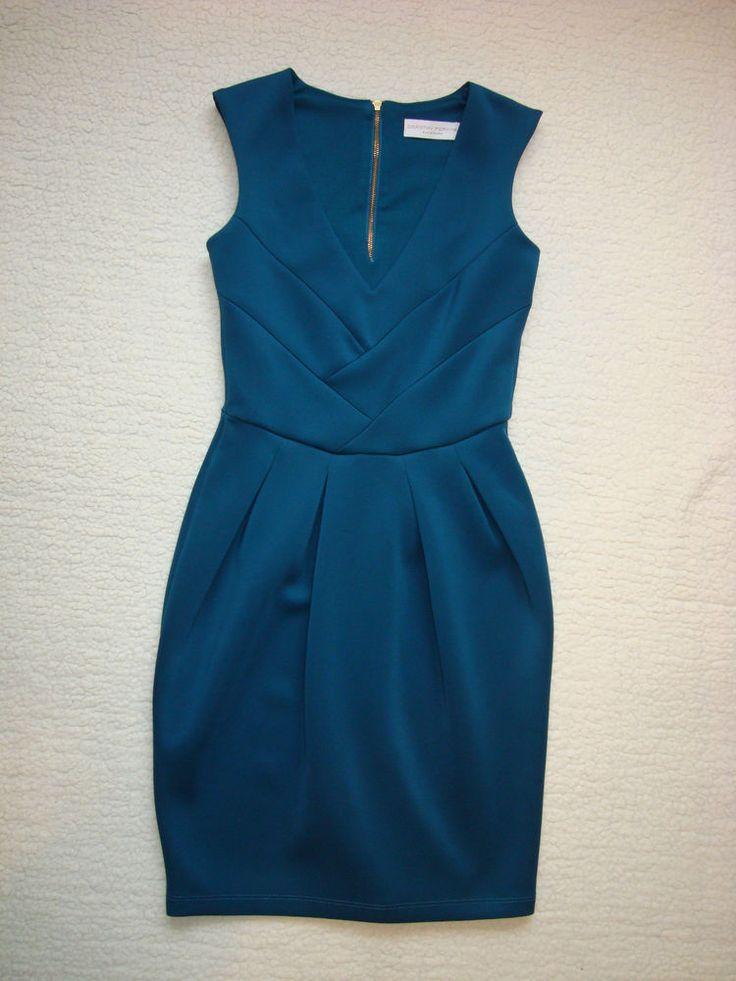Dorothy Perkins Dress, Bnwot, Size  6, Green