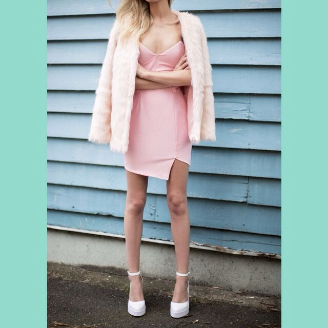 pretty in pink  http://beginningboutique.com.au