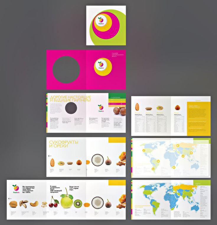 Foodart. Дизайн и вёрстка презентационного буклета (Полиграфический дизайн) - фри-лансер Илья Кириллов [xenOnn].