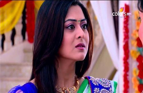 Falaq Naaz as Jhanvi in Sasural Simar Ka Hindi TV Serial HD Wallpapers