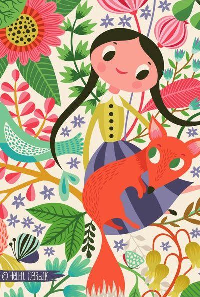 Bears & Foxes & Birds, Oh My! . . .