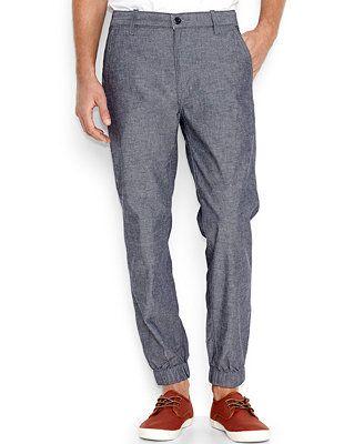 Levi's Chino Jogger Pants, Midnight Chambray