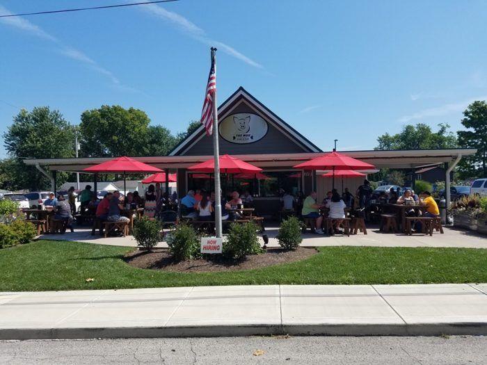 Fast Food Restaurants Bloomington Indiana