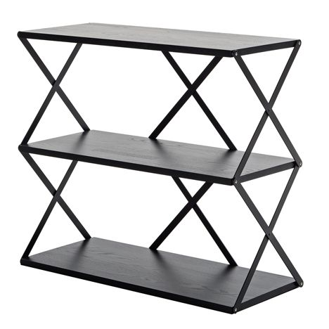 Lift shelving system by Steffan Holm for One Nordic Design