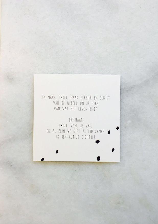 Tekstje, gedichtje, versje van © Gewoon JIP. Veel plezier wensen