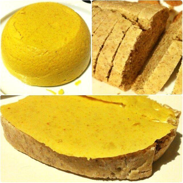 Веганский сыр Чеддар, удачный опыт!