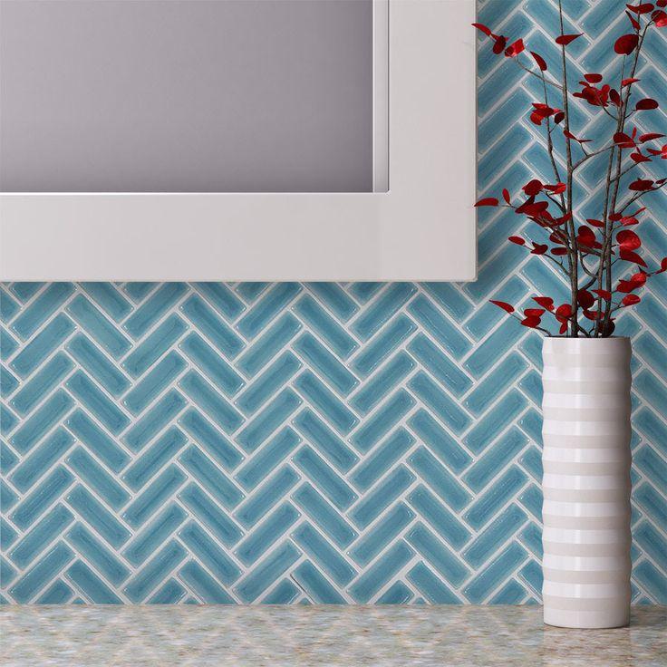 Shop Elida Ceramica Chelsea Sea Ceramic Mosaic Scale ...