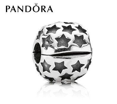 Authentique étoile Agrafe Pandora Charms Pas Cher - Authentique étoile Agrafe Pandora Charms Pas Cher