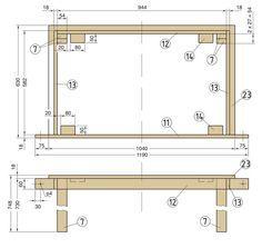 costruire un letto a soppalco 7