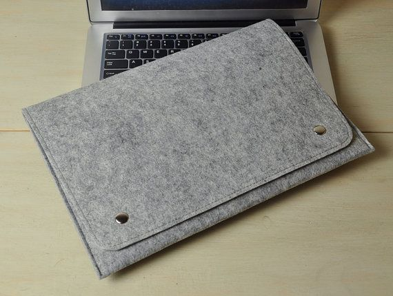 Felt Macbook 15 sleeve Macbook 15 case Macbook 15 Retina by feltk, $26.00