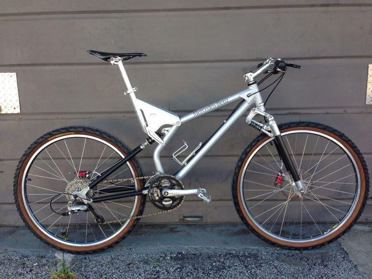 Mercedes Benz Amp Research Bicicleta de Montaña Bicicleta Con Componentes Shimano   eBay