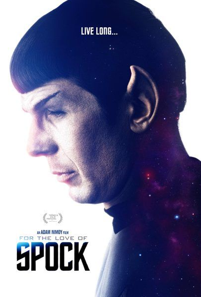 For the Love of Spock tells the life of Star Trek's Mr. Spock and the actor who played him for nearly fifty years, Leonard Nimoy.