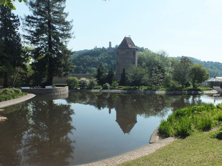 Schlosspark | Weinheim, Germany. May 2015
