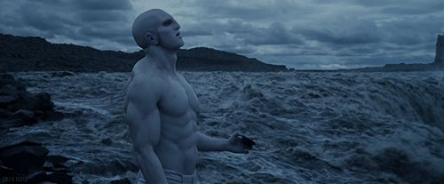 'Sometimes to create, one must first destroy.' Prometheus 2012 #LogoCore