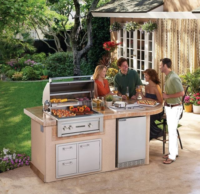 85 best Outdoor Kitchen images on Pinterest Outdoor cooking - outdoor küche ikea